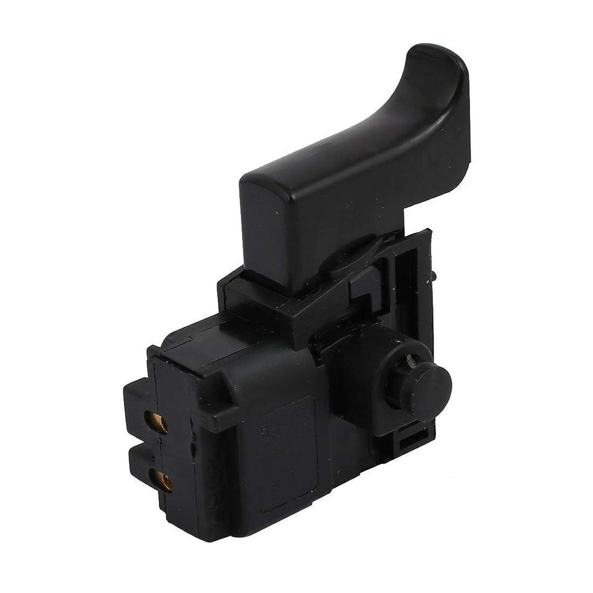 同意天国ピンチBosch GBH2-20のためのeDealMax動力工具付属品の交換部品のハンマードリルスイッチブラック