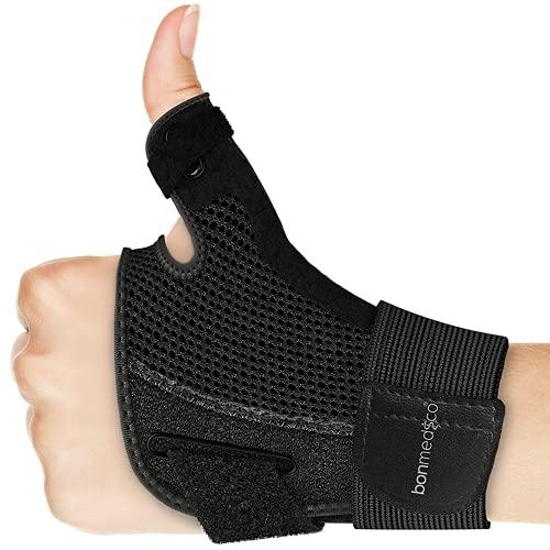 bonmedico Orthèse de pouce flexible Forte, pour...