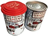 Great Syrup For Your Morning Breakfast 100% Natural Maple Syrup Canned Maple Syrup From Canada 2 X 18 oz Grade No 1 Medium