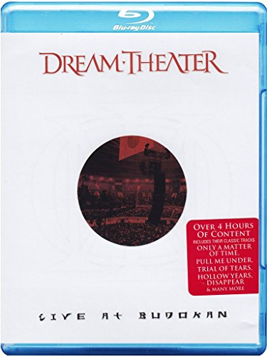 Dream Theater - Live At The Budokan [Blu-ray]