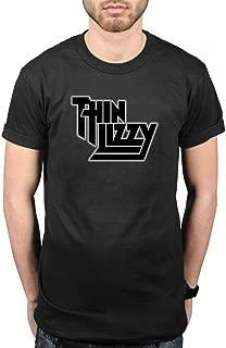 Official Thin Lizzy Still Dangerous T-Shirt Rock Band Brian Downey Heavy Metal