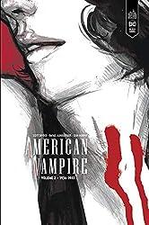 American Vampire intégrale Tome 2 de Snyder Scott