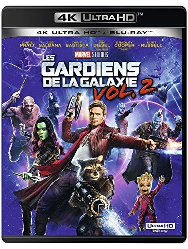 Gardiens de la Galaxie vol.2 +2D [4K Ultra HD + Blu-Ray]