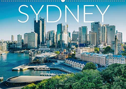 Sydney - Australien (Wandkalender 2021 DIN A2 quer)