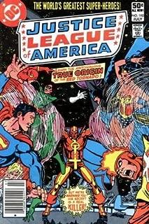 Justice League of America #192
