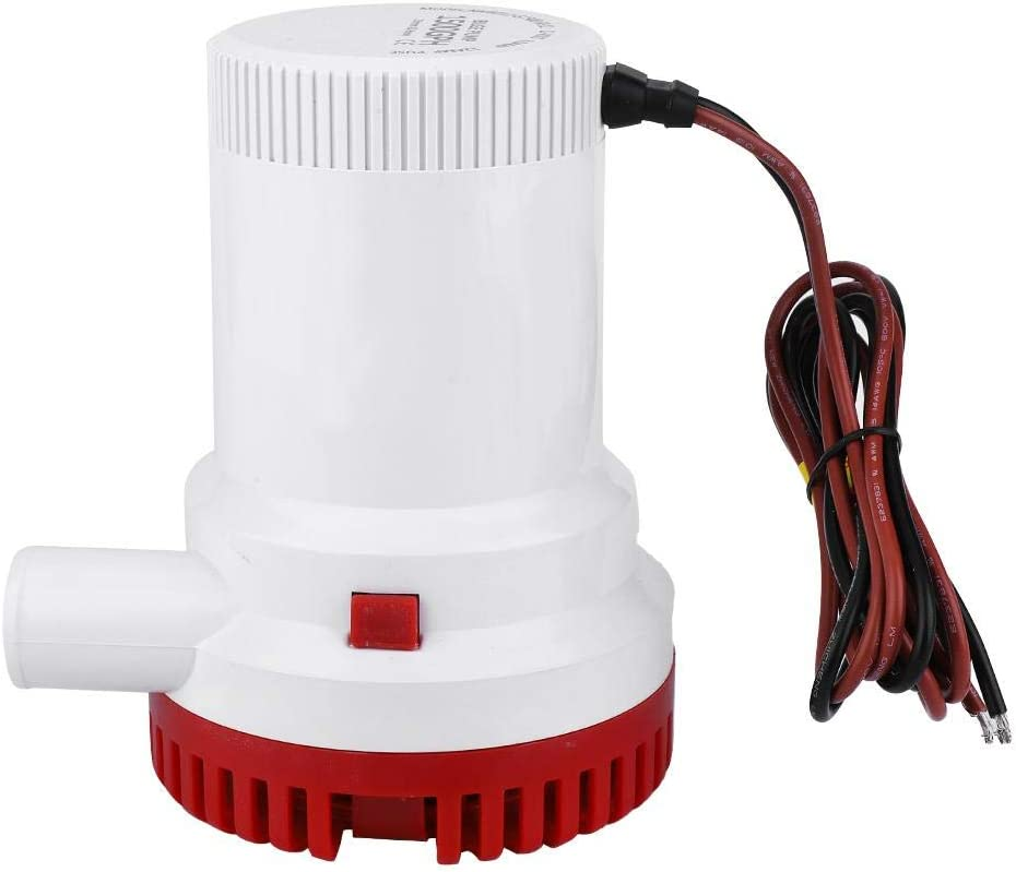 Cloudbox Submersible Bilge Popular brand in the world Ranking TOP15 Pump 12V Submersib GPH Automatic 1500