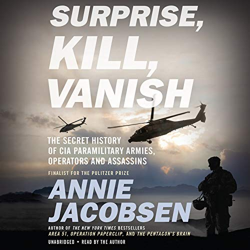 『Surprise, Kill, Vanish』のカバーアート