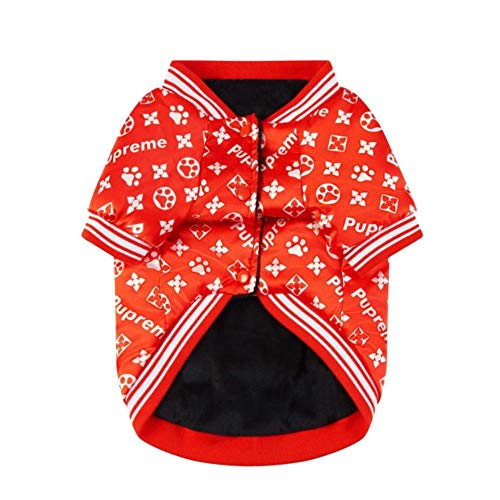 Vêtements de bouledogue français Sweat à capuche pour chien Luxueux Adidog Sport chaud Rétro Sweat à capuche pour chien Vêtements pour animaux de compagnie Chiot Chien Carlin Vêtements pour chiot Luxe