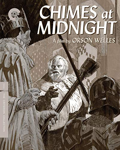 CRITERION COLLECTION: CHIMES AT MIDNIGHT - CRITERION COLLECTION: CHIMES AT MIDNIGHT (1 Blu-ray)