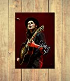 James Bay 4 - High Gloss Printed Poster - A5 (148 x 210 mm)