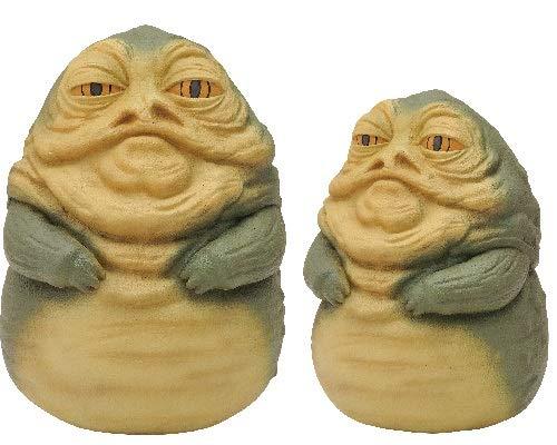 Ensky Star Wars Jabba el Hutt Suave Mascota títere X-Estilo SPM-X10