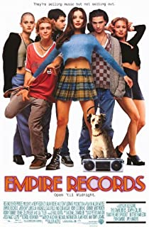 Empire Records Movie Poster (27 x 40 Inches - 69cm x 102cm) (1995) -(Anthony LaPaglia)(Rory Cochrane)(Liv Tyler)(Renee Zellweger)(Johnny Whitworth)(Robin Tunney)