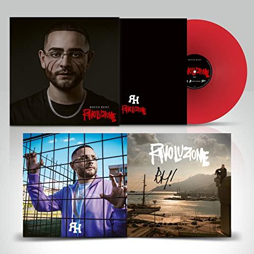 Rivoluzione, LP Colorato Rosso con Leaflet Autografato Versione Esclusiva Amazon