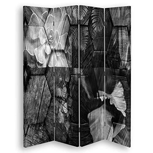 Trennwand Bild dekorativ 145x170 cm...