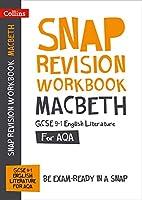 Collins GCSE 9-1 Snap Revision - Macbeth Workbook: New GCSE Grade 9-1 English Literature Aqa (Collins GCSE Grade 9-1 SNAP Revision)