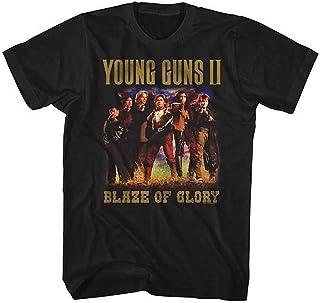BON JOVI ボン・ジョヴィ (デビュー35周年記念) - BLAZE OF GLORY/Tシャツ/メンズ 【公式/オフィシャル】