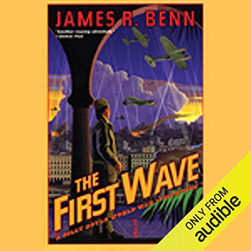 The First Wave audiobook cover art