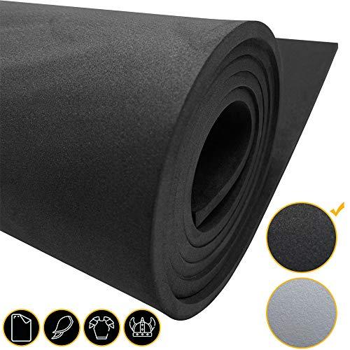 Cosplay Pros EVA Foam High Density Flat Sheet | 23.6' & 59' Lengths | 38kg/m3 Hardness (8mm - Thickness)