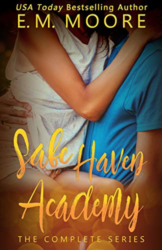 Safe Haven Academy: A Contemporary Reverse Harem Series (Complete Series) (English Edition)