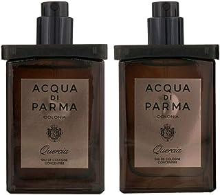 Acqua Di Parma Colonia Quercia Eau de Cologne Concentree 2 X 30ml Travel Spray Refills