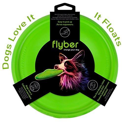 COLLAR Floppy Dog Frisbee