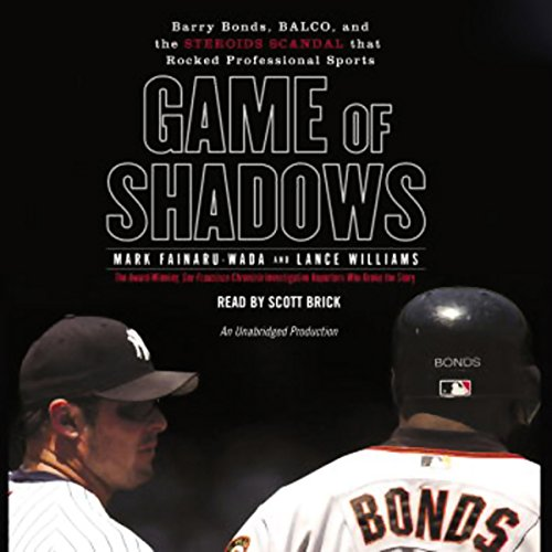 Game of Shadows audiobook cover art