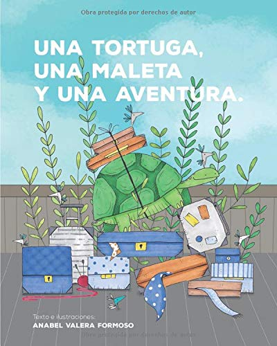 Una tortuga, una maleta y una aventura.