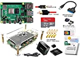 Rasberry Pi 4B BASICスターターセット メモリー4GBモデル