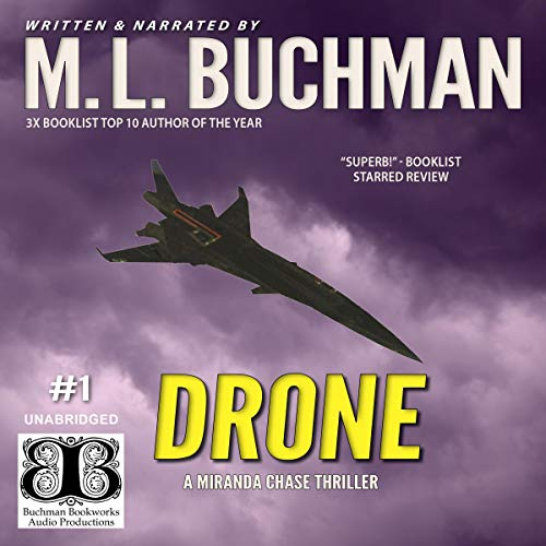 Drone Audiobook By M. L. Buchman cover art