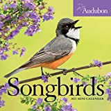 Audubon Songbirds Mini Wall Calendar 2021