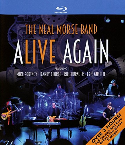The Neal Morse Band - Alive Again
