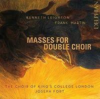 Masses for Double Choir