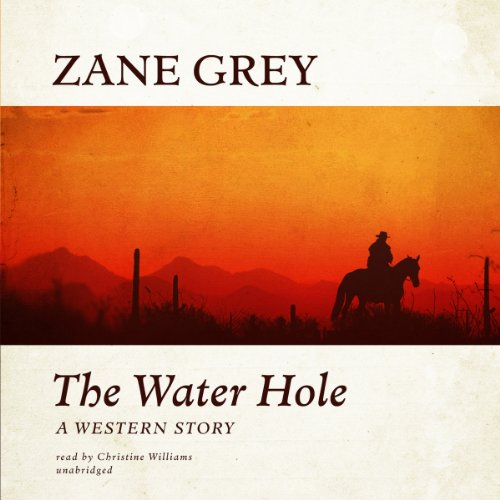 The Water Hole audiobook cover art