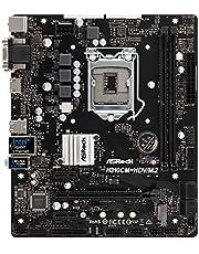 شريحة ASRock Intel H310 مع اللوحة الأم الصغيرة ATX H310 سم - Hdv/M. 2، H310CM-HDV/M.2