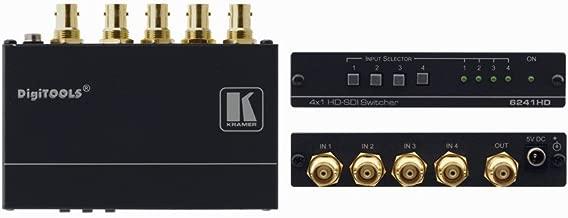 Kramer Electronics 6241HD 4 x 1 HD-SDI Switcher/Distribution Amplifier