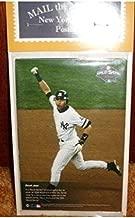 New York Yankees Mail the Moments Post Cards Complete Set (CT-10) - 4x6 Size - Includes Mariano Rivera, Alex Rodriguez, David Cone, Joe Torre, Hideki Matsui, Derek Jeter & More - New York Yankees