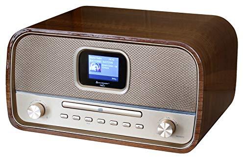 Soundmaster DAB970BR Musikcenter mit...