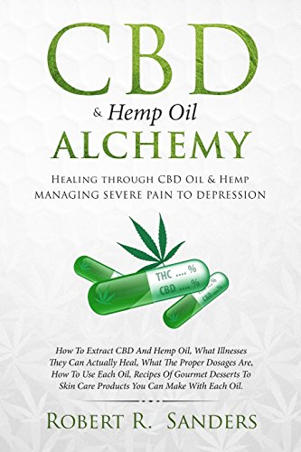 CBD & Hemp Oil Alchemy: Healing through...