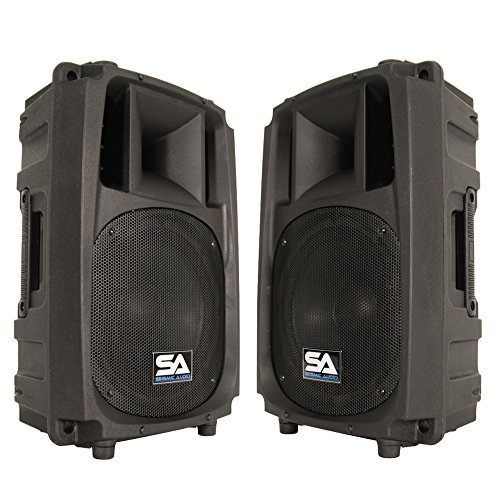 Seismic Audio S_Wave-10-Pair - Pair of 10