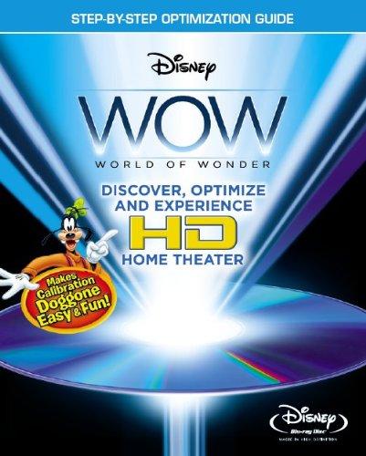 Disney WOW - World of Wonder | HDTV Test- und Demodisc