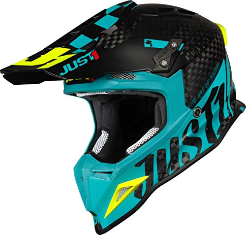 Just1 J12 Pro Racer - Casco da motocross