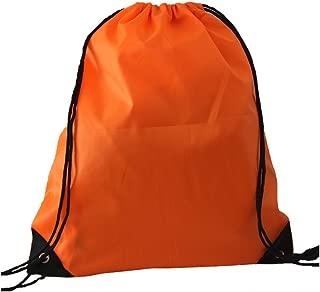 LIHI Bag 10 Pack Ripstop Paty Favor Drawstring Backpack Goody Gift Team Bags
