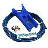 Creality Capricorn XS Series Low Friction PTFE Bowden Tubing 2 metros para impresora 3D...