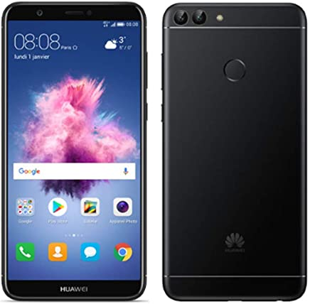 "Huawei P Smart 32GB, Android Oreo, 5.65"" FHD, Nero"