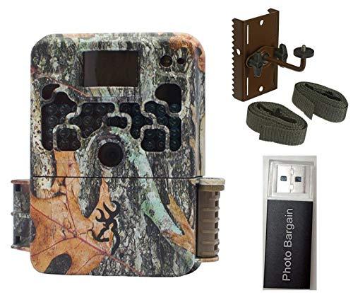 Browning Trail Camera - Strike Force Gen 5 22MP & Browning Tree Mount & Card Reader