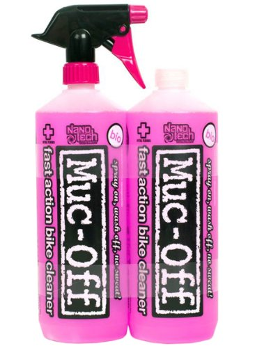 Muc-Off Bike Cleaner Twin Pack Allround Reiniger