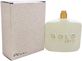Jay-Z Gold Men's 3-ounce Eau de Toilette Spray (Tester)