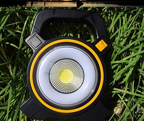 Campingverlichting op zonne-energie, voor thuis, outdoor, waterdicht, noodgevallen, draagbare multifunctionele USB-mobiele telefoon, oplader, highlight verlichting, camping tent, licht