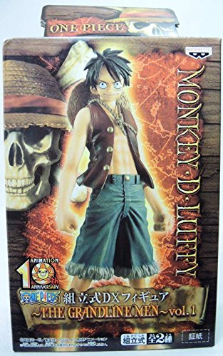 One piece - Figurine One piece grandline Men Portgas D Ace