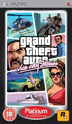 Grand Theft Auto: Vice City Stories (PSP) by Take 2